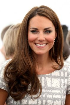 kate middleton....another one of my favorite hair ladies.