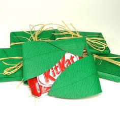 Lembas - Kit Kat - O Senhor dos Anéis - Lembrancinha - Festa