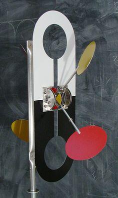 Chuck Dunbar's Whirligig Design and Development Whirligig #57 Complete Plans