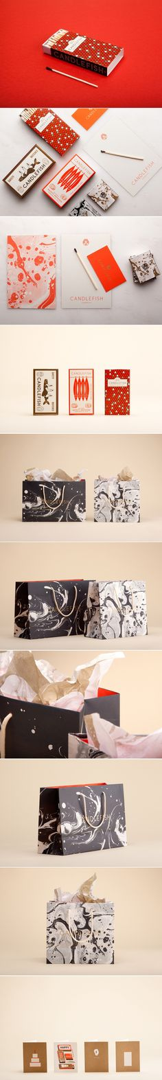 Candlefish — The Dieline | Packaging & Branding Design & Innovation News