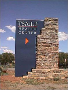 Monelithic Monument Signage with Stack River Stone