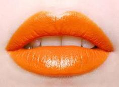 Holiday SALE - Buy One/Get One 3 in 1 Orange Peel Lipstick(Lips,Eyes,Cheeks) by MakeUpDork Cosmetics - FREE Delivery, 365 Day Return Policy