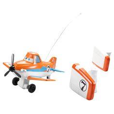 Mattel PLANES Samolot Dusty RC