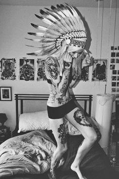 keep dancin chief!