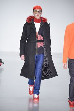 It's not too early to think about a stylish winter: from Katie Eary fw15 16