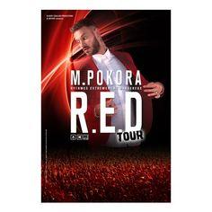 Place de concert pour M Pokora
