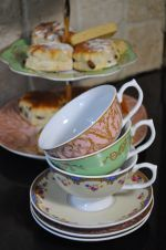 Traditional Vintage Style Tea Time Cup and Saucer £7.95 each