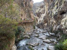 Rio Castril,provincia de Granada,España.