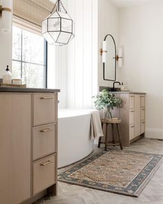 "Heather Fujikawa on Instagram: ""So many classic and timeless details in this gorgeous bathroom! ✔️White oak vanities ✔️herringbone brick ✔️vertical white shiplap Add some…"" Shiplap Bathroom, Master Bathroom, Bathroom Inspiration, Interior Inspiration, Bathroom Ideas, Interior Ideas, Black Powder Room, White Shiplap, Beautiful Interior Design"