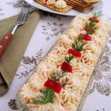 Salată de icre - rețeta corectă, fără adaos de griș și pâine | Bucate Aromate Sushi, Romanian Food, Party Platters, Food Decoration, Antipasto, Salsa, Seafood, Deserts, Goodies