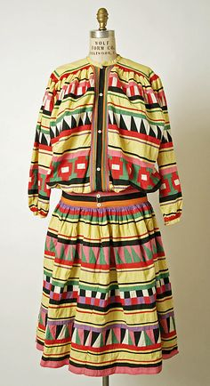 Seminole Dress