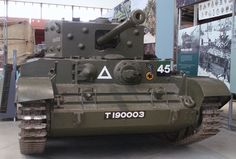 The Cromwell was a WWII British Cruiser tank propelled by a Rolls-Royce Meteor engine. Cromwell Tank, Armored Fighting Vehicle, Military History, Rolls Royce, Marines, Military Vehicles, Ww2, Army, Tanks