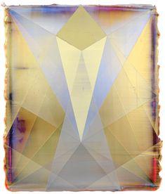 Shannon Finley - Crypt (Acrylic on canvas)
