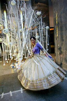 Sabyasachi Mukherjee ensemble...#indian #cinderella