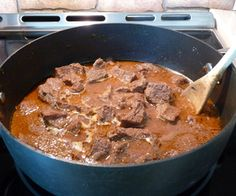 Awesome, Delicious Stewed Beef