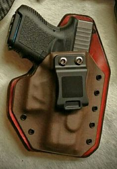 Leatherback Hybrid Holster from WW Tactical Systems. WWTacticalSystems.Com