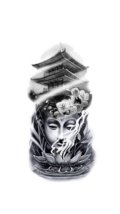 Japanese tattoos designs and meanings japanesetat designs geisha japanese japanesetat meanings tattoos variation of clouds against white background properly grouped Geisha Tattoos, Geisha Tattoo Design, Buddha Tattoo Design, Geisha Tattoo Sleeve, Japan Tattoo Design, Japanese Temple Tattoo, Japanese Tattoo Art, Japanese Tattoo Designs, Japanese Sleeve Tattoos