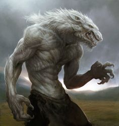 Werewolf bytranquillo @CGhub