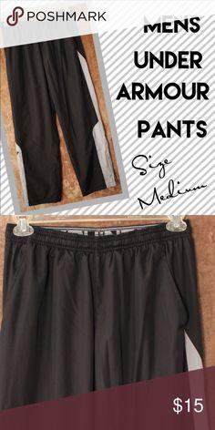 Men's under Armour athletic pants loose jogging Good condition Under Armour Pants Sweatpants & Joggers