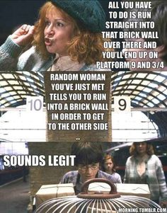 The Best Harry Potter Humor On Tumblr