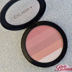 Product: GOSH Bronzing Shimmer Powder Colour: Pink Retail: R105 Selling: R80 Usage: Swatched  #belleblushhboutique