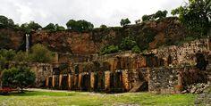 Ex hacienda de Santa María Regla. / Ernesto Polo Huasca de Ocampo, Hidalgo, México