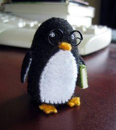 nerd penguin- OMFG I LOVE THIS!!!!