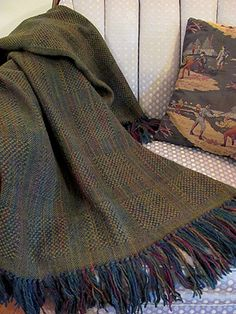 Lanaloft Afghan $92.