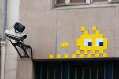 Invader et les Space-invaders