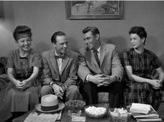 Thelma Lou, Barney, Andy and Helen - Mayberry Confidential