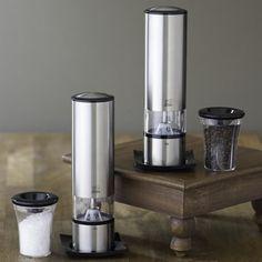 Peugeot Elis Sense Salt & Pepper Mills #williamssonoma