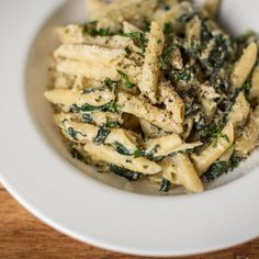 Healthy, simple meal ideas: One-Pot Artichoke Spinach Pasta #shopmeals #relayfoods
