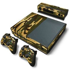 HorizonCamo Skin ...  http://www.hellodefiance.com/products/horizoncamo-skin-xbox-one-protector?utm_campaign=social_autopilot&utm_source=pin&utm_medium=pin
