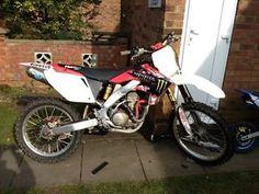 Crf250 2005 - http://motorcyclesforsalex.com/crf250-2005/