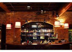 Fully stocked 2nd floor bar at Joey Buona's!