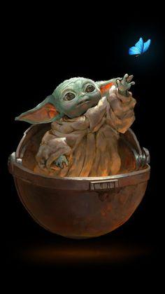 Jedi Jolts - Baby Star Wars - Ideas of Baby Star Wars - Baby Yoda by Sanjin Halimic Source by luizernandes Star Wars Fan Art, Star Trek, Images Star Wars, Star Wars Pictures, Star Wars Baby, Lego Disney, Tattoo Geek, Yoda Images, Yoda Drawing