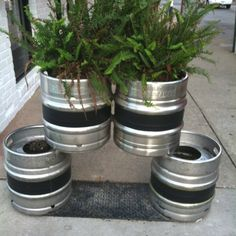 how to make a boiler out of a beer keg