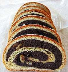 Poppy Seed Roll - oh God, I miss my mother!!  Hers was the best in the world!!!