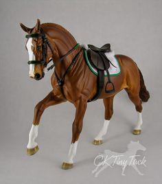 Tackmaker Cristina Brown - CK Tiny Tack - model horse