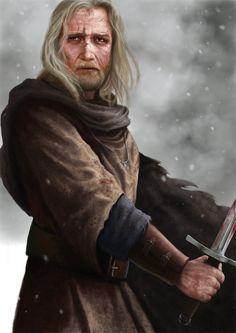 warrior II by *digital-fantasy on deviantART