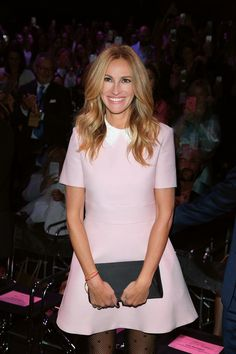 Is It Time For Tights? Julia Roberts Says Yes