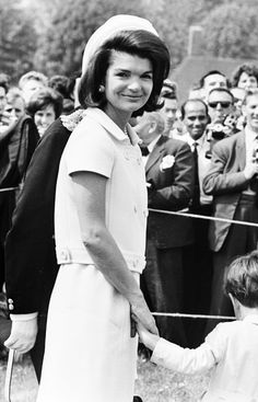 Jackie: A Legacy of Style - May 15, 1965 from #InStyle