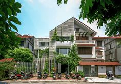 Completed in 2014 in Quan Hoa, Vietnam. Images by Vu Xuan Son. Within the last few years, Hanoi has experienced rapid development, resulting in urban sprawl and many abandoned housing areas. This is not only the...