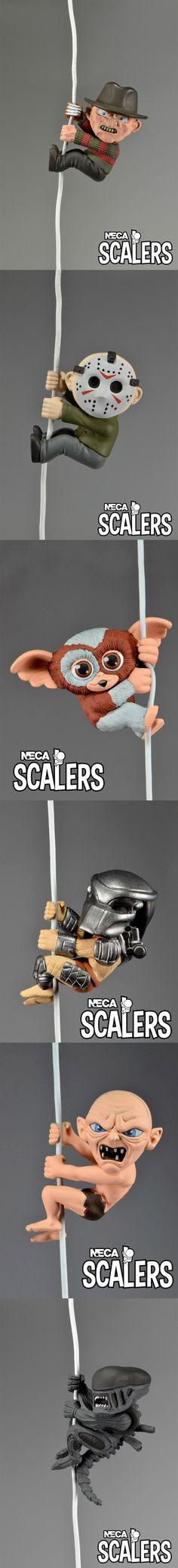 Scalers de NECA