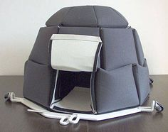 Now here's a sturdy, warm, and waterproof igloo tent to take on your cold weather trips!