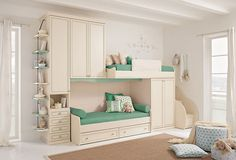 loft beds for girls | bedrooms. It takes the ideas of bunk beds, loft beds, and day beds ...