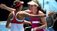 Johanna Konta & Andy Murray reach Australian Open...: Johanna Konta & Andy Murray reach Australian Open… #Federer #RogerFederer #Murray