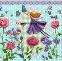 Decoupage Napkins, fairy napkins, hearts, buterflies, blue, Decoupage, Mixed Media, Scrapbooking, Collage, butterfly, children, 4 pcs by ShimmeringCloud on Etsy https://www.etsy.com/listing/213023783/decoupage-napkins-fairy-napkins-hearts