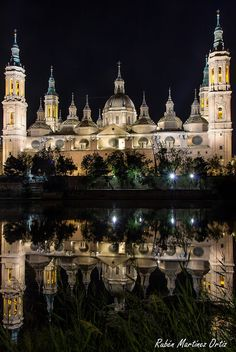 Places In Portugal, Spain And Portugal, Beautiful Buildings, Beautiful Places, Places To Travel, Places To See, Renaissance, Cathedral Basilica, South Of Spain