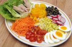 Un piatto  fresco e di colore? clicca il link http://www.uovalago.it/blog/item/167-insalata-con-uova.html